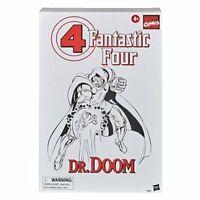 """IN STOCK NOW! Fantastic Four Marvel Legends Series 6"""" AF Doctor Doom EXCLUSIVE"""