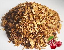 3kg Räucherspäne Räuchern Kirsche Räucherholz Chip Räuchermehl Smoker /A121