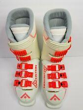 Daschstein  V3 PRO White  Orange Skii Boots Sz 9.5