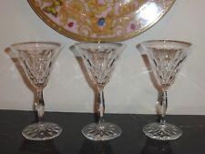 ORREFORS GATE WINE GLASSES SET OF 5