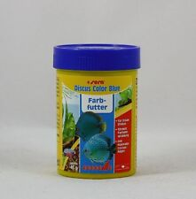 Sera Discus Color Blue 100ml Coloured Food for Blue Diskus Fish 4,99 €/ 100ml