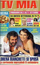 Tv Mia.Lorena Bianchetti,Gabriele Greco,Pechino Express,kkk