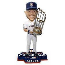 Jose Altuve 2017 World Series Champions Houston Astros Bobblehead Bobblehead NEW
