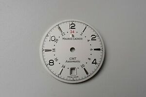 Maurice Lacroix GMT Automatic Dial