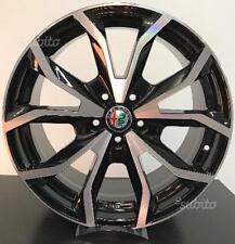 """4x Cerchi in lega Alfa Romeo Giulietta 159 Giulietta quadrifoglio da 17"""" NUOVI"""