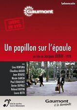 DVD Un papillon sur l'épaule Jacques Deray NEUF sous blister