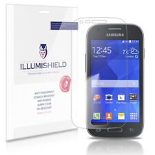 iLLumiShield Anti-Bubble/Print Screen Protector 3x for Samsung Galaxy Ace Style