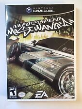 Need for Speed Most Wanted - Gamecube - Replacement Case - No Game