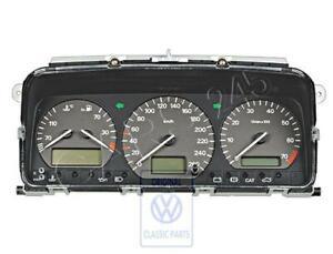 Genuine Volkswagen Instrument Cluster NOS VW Passat 4Motion 3A0919880KX
