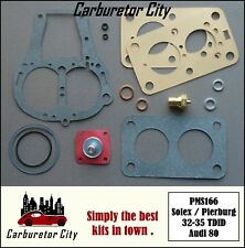 Rebuild Kit for Pierburg 32-35 TDID carburetors for Audi 80