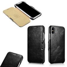 Wasserfeste X Handyhüllen & -taschen aus Leder für das iPhone