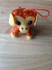 McDonalds Happy Meal Toy 2018 Animal Jam Plushies Toys Orange Monkey