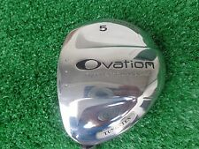 Left Hand Adams Golf Ovation Tight Lies 5 Wood 19* Stiff Flex Aldila Shaft NEW
