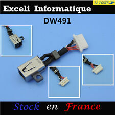 DC Jack Power Dell Inspiron 13-7347 13-7348 13-7352 P57g 13-7000 0jdx1r