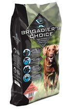 Brigadier's Choice Premium Puppy Salmon and Potato Large Breed Dry Dog Food 12Kg