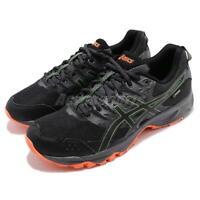 Asics Gel-Sonoma 3 G-TX Gore-Tex Black Green Men Trail Running Shoes T727N-002