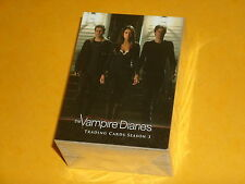 THE VAMPIRE DIARIES 'Season Three' Base Set of 72 Premium Trading Cards Cult TV