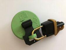 1428828 2010330 2849039 Caterpillar (Cat) Locking Fuel Cap Diesel + Padlock Key