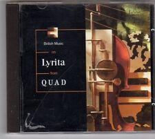 (ES819) British Music on Lyrita from Quad - 1993 CD