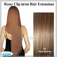 """22"""" Indian Remy Micro Beads I Tip Hair extension Double Drawn Medium Gold Brown"""