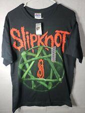 "Vintage Slipknot Iowa ""Everything Ends"" Band  Shirt 2000 Size L T Shirt"