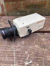 Borsatec Bt-256A High Resolution Ccd Camera& Ermitec Lens