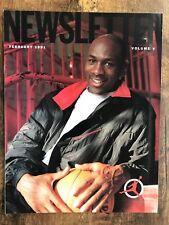 Air Jordan Flight Club Newsletter 5 February 1991 Michael Jordan