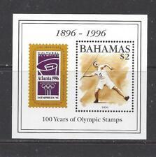 BAHAMAS - 874 S/S - MNH - 1996 - CENTENNIAL OLYMPIC GAMES