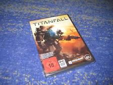 Titan caso PC nuevo aún el sellado en DVD funda versión en alemán