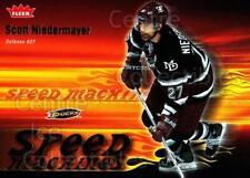 2006-07 Fleer Speed Machines #1 Scott Niedermayer