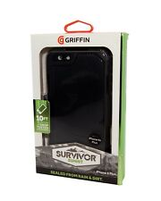 Griffin Survivor Summit Case for iPhone 6 Plus 6s Black