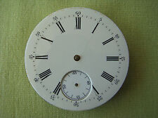 LE COULTRE - CYLINDER POCKET WATCH MOVEMENT - not working, for spares or repair