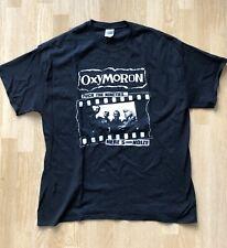 Oxymoron Shirt Gr. XL Neuwertig Punk Oi Skinhead