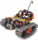 Brookstone Off Road Remote Control Stunt Car for Kids RC Car Building Set NIBn
