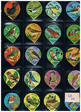 KRD CH Serie  Nr. 43 Vögel Gastro