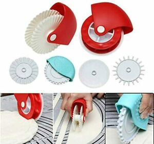 Pastry Wheel Cutter fundeal Pastry Wheel Decorator Beautiful Pie Crust Pastry