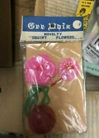 vintage Elgee Novelty Squirting flower classic gag joke Johnson & Smith co Japan