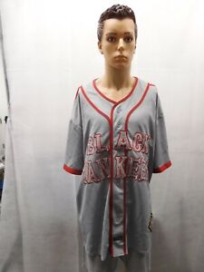 New York Black Yankees Negro Leagues Baseball Jersey 3XL