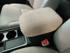 Seat Covers For The Bottom Bucket Seats&Center Armrest Cover J1 -Light Tan 3pc-