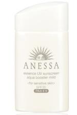 SHISEIDO ANESSA essence UV sunscreen aqua booster mild SPF35 PA+++ 60ml