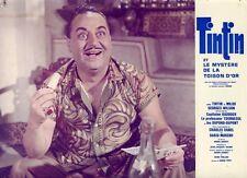 DARIO MORENO  TINTIN ET LE MYSTERE DE LA TOISON D'OR 1961 PHOTO ORIGINAL #19