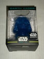 Funko Star Wars Blue DARTH VADER Vinyl Figure Smuggler's Bounty Exclusive NEW