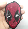 Deadpool Patch Embroidered Patch Embroidery Patches Iron Sew On Marvel Comics