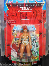 MASTERS OF THE UNIVERSE TEELA 2001 Commemorative Ltd 10,000 MOTU_28997_NRFB