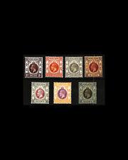 VINTAGE: HONG KONG GROUP 1903-14  OG MH, HH, HR SCOTT # 99....  $270  LOT #1114