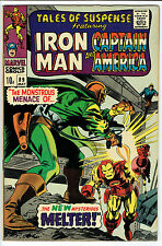 TALES OF SUSPENSE ISSUE NUMBER 89 PRODUCED BY MARVEL COMICS vfn-