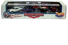 100% Hot Wheels Reggie's Cars '32 Ford Hi-boy,'40 Ford,'56 Chevy,'63 Plymouth
