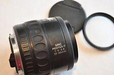 SMC Pentax-F 1 : 4-5.6 35-80mm Lens