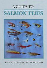 BUCKLAND FLY TYING & FISHING BOOK A GUIDE TO SALMON FLIES hardback BARGAIN new
