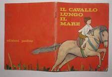 PANZETTI IL CAVALLO LUNGO IL MARE LANZONI FIABE 1966 FAVOLE TALES BAMBINI